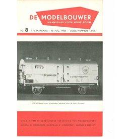 """NVM 95.55.008 Jaargang """"De Modelbouwer"""" Editie : 55.008 (PDF)"""