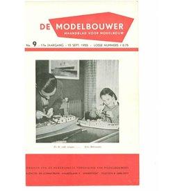 """NVM 95.55.009 Jaargang """"De Modelbouwer"""" Editie : 55.009 (PDF)"""