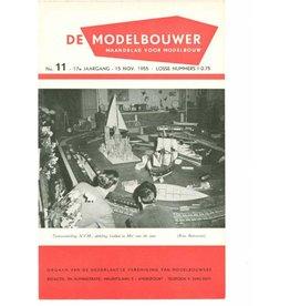 """NVM 95.55.011 Jaargang """"De Modelbouwer"""" Editie : 55.011 (PDF)"""
