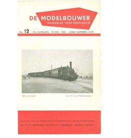 """NVM 95.55.012 Jaargang """"De Modelbouwer"""" Editie : 55.012 (PDF)"""