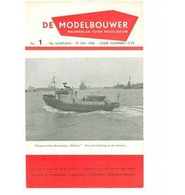 """NVM 95.56.001 Jaargang """"De Modelbouwer"""" Editie : 56.001 (PDF)"""