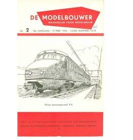 """NVM 95.56.002 Jaargang """"De Modelbouwer"""" Editie : 56.002 (PDF)"""