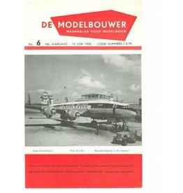 """NVM 95.56.006 Jaargang """"De Modelbouwer"""" Editie : 56.006 (PDF)"""