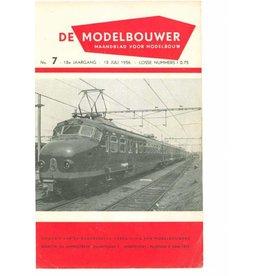 """NVM 95.56.007 Jaargang """"De Modelbouwer"""" Editie : 56.007 (PDF)"""