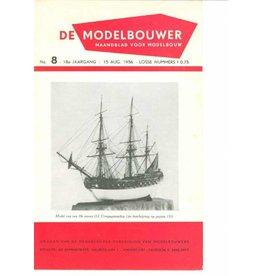 """NVM 95.56.008 Jaargang """"De Modelbouwer"""" Editie : 56.008 (PDF)"""