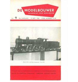 """NVM 95.56.009 Jaargang """"De Modelbouwer"""" Editie : 56.009 (PDF)"""