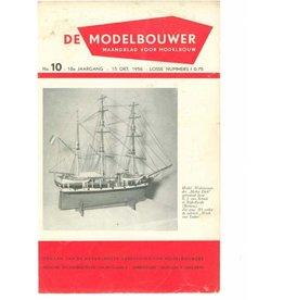 """NVM 95.56.010 Jaargang """"De Modelbouwer"""" Editie : 56.010 (PDF)"""