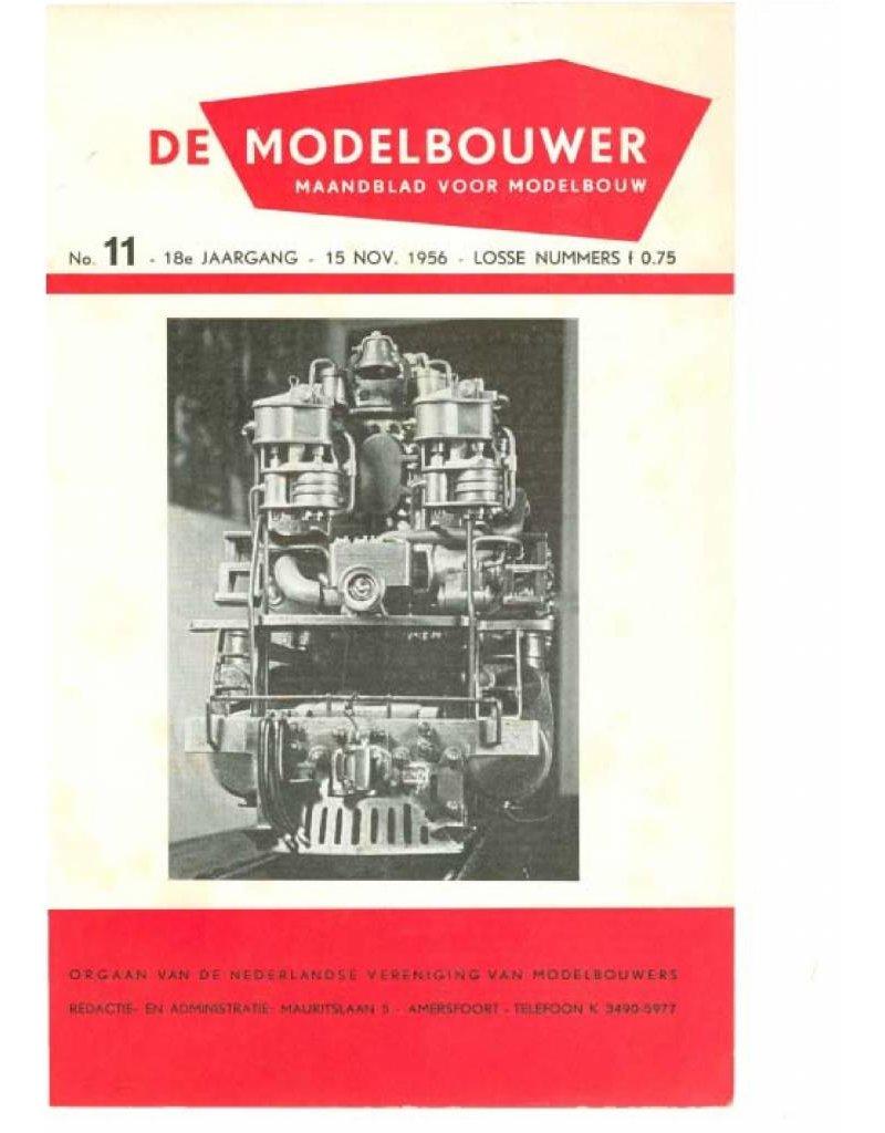 """NVM 95.56.011 Jaargang """"De Modelbouwer"""" Editie : 56.011 (PDF)"""