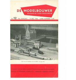 """NVM 95.56.012 Jaargang """"De Modelbouwer"""" Editie : 56.012 (PDF)"""