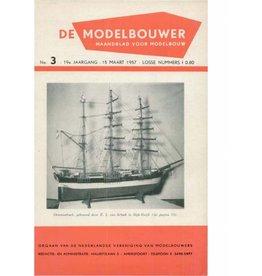 """NVM 95.57.003 Jaargang """"De Modelbouwer"""" Editie : 57.003 (PDF)"""