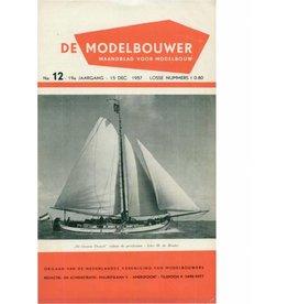 """NVM 95.57.012 Jaargang """"De Modelbouwer"""" Editie : 57.012 (PDF)"""