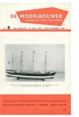 """NVM 95.58.008 Jaargang """"De Modelbouwer"""" Editie : 58.008 (PDF)"""