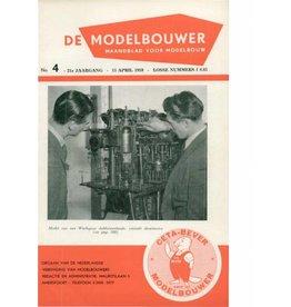 """NVM 95.59.004 Jaargang """"De Modelbouwer"""" Editie : 59.004 (PDF)"""