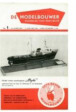 """NVM 95.60.001 Jaargang """"De Modelbouwer"""" Editie : 60.001 (PDF)"""