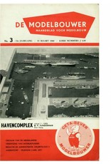 """NVM 95.60.003 Jaargang """"De Modelbouwer"""" Editie : 60.003 (PDF)"""