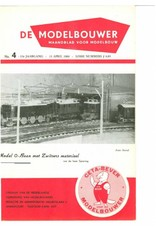 """NVM 95.60.004 Jaargang """"De Modelbouwer"""" Editie : 60.004 (PDF)"""