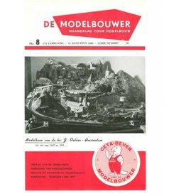 """NVM 95.60.008 Jaargang """"De Modelbouwer"""" Editie : 60.008 (PDF)"""