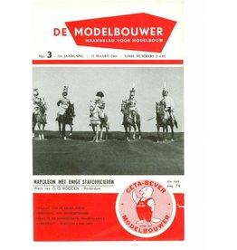 """NVM 95.61.003 Jaargang """"De Modelbouwer"""" Editie : 61.003 (PDF)"""