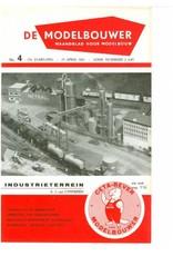 """NVM 95.61.004 Jaargang """"De Modelbouwer"""" Editie : 61.004 (PDF)"""