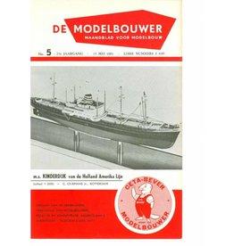 """NVM 95.61.005 Jaargang """"De Modelbouwer"""" Editie : 61.005 (PDF)"""