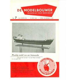 """NVM 95.61.007 Jaargang """"De Modelbouwer"""" Editie : 61.007 (PDF)"""