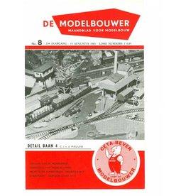 """NVM 95.61.008 Jaargang """"De Modelbouwer"""" Editie : 61.008 (PDF)"""