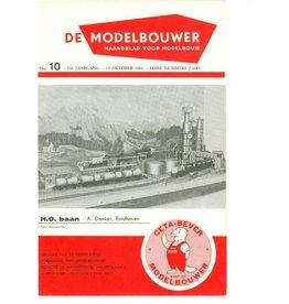 """NVM 95.61.010 Jaargang """"De Modelbouwer"""" Editie : 61.010 (PDF)"""