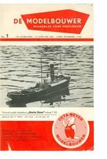 """NVM 95.62.001 Jaargang """"De Modelbouwer"""" Editie : 62.001 (PDF)"""