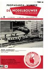 """NVM 95.62.004 Jaargang """"De Modelbouwer"""" Editie : 62.004 (PDF)"""