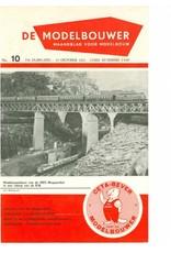 """NVM 95.62.010 Jaargang """"De Modelbouwer"""" Editie : 62.010 (PDF)"""