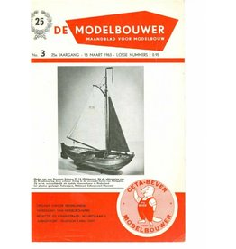 """NVM 95.63.003 Jaargang """"De Modelbouwer"""" Editie : 63.003 (PDF)"""