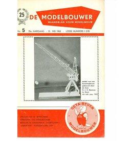 """NVM 95.63.005 Jaargang """"De Modelbouwer"""" Editie : 63.005 (PDF)"""