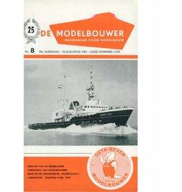 """NVM 95.63.008 Jaargang """"De Modelbouwer"""" Editie : 63.008 (PDF)"""