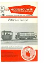 """NVM 95.63.010 Jaargang """"De Modelbouwer"""" Editie : 63.010 (PDF)"""
