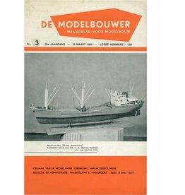 """NVM 95.64.003 Jaargang """"De Modelbouwer"""" Editie : 64.003 (PDF)"""
