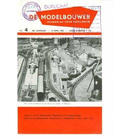 """NVM 95.64.004 Jaargang """"De Modelbouwer"""" Editie : 64.004 (PDF)"""