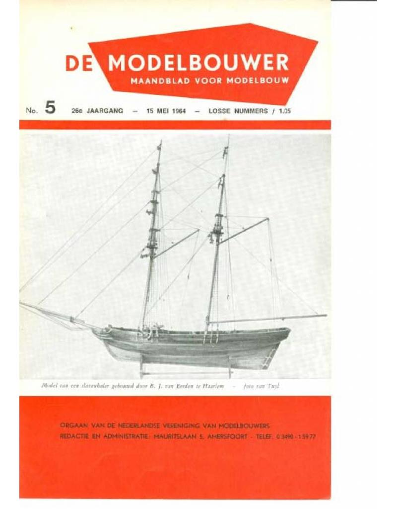 """NVM 95.64.005 Jaargang """"De Modelbouwer"""" Editie : 64.005 (PDF)"""