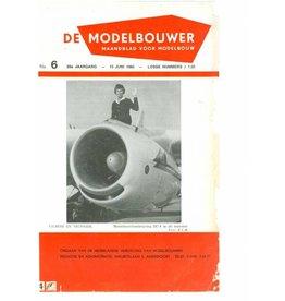 """NVM 95.64.006 Jaargang """"De Modelbouwer"""" Editie : 64.006 (PDF)"""
