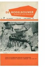"""NVM 95.64.007 Jaargang """"De Modelbouwer"""" Editie : 64.007 (PDF)"""