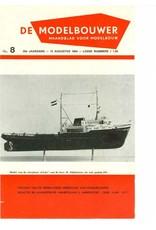 """NVM 95.64.008 Jaargang """"De Modelbouwer"""" Editie : 64.008 (PDF)"""