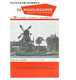 """NVM 95.64.010 Jaargang """"De Modelbouwer"""" Editie : 64.010 (PDF)"""