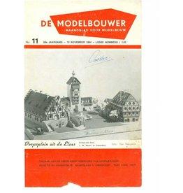 """NVM 95.64.011 Jaargang """"De Modelbouwer"""" Editie : 64.011 (PDF)"""