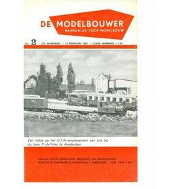 """NVM 95.65.002 Jaargang """"De Modelbouwer"""" Editie : 65.002 (PDF)"""