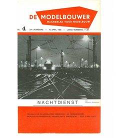 """NVM 95.65.004 Jaargang """"De Modelbouwer"""" Editie : 65.004 (PDF)"""