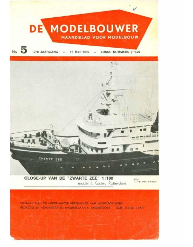 """NVM 95.65.005 Jaargang """"De Modelbouwer"""" Editie : 65.005 (PDF)"""
