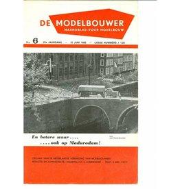 """NVM 95.65.006 Jaargang """"De Modelbouwer"""" Editie : 65.006 (PDF)"""