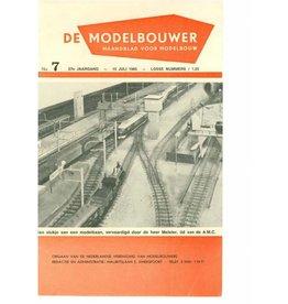 """NVM 95.65.007 Jaargang """"De Modelbouwer"""" Editie : 65.007 (PDF)"""