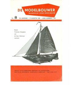 """NVM 95.65.008 Jaargang """"De Modelbouwer"""" Editie : 65.008 (PDF)"""