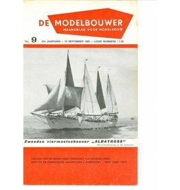 """NVM 95.65.009 Jaargang """"De Modelbouwer"""" Editie : 65.009 (PDF)"""