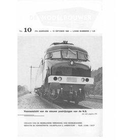 """NVM 95.65.010 Jaargang """"De Modelbouwer"""" Editie : 65.010 (PDF)"""
